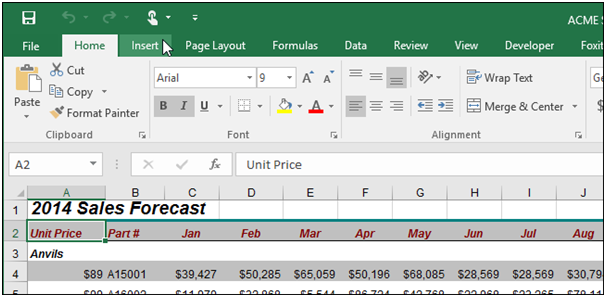 How To Add Page X of Y Into The Header In Excel