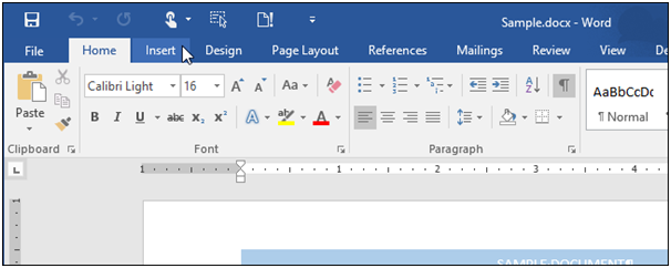 How to Insert Page X of Y into a Header or Footer in Word