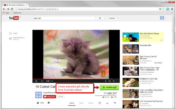 best gif chrome addons