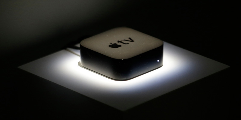 how to set Apple TV to automatically turn on television