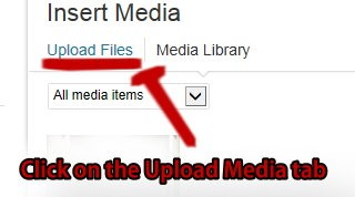 wordpress Adding Photos to a Post or Page.