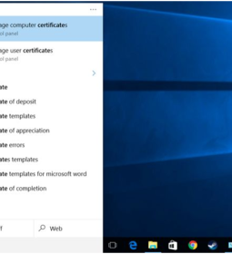 How To Check For Dangerous And Superfish Like Certificates On Windows PC