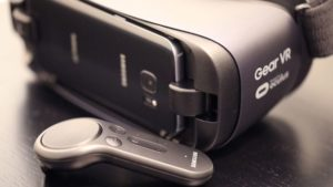 New Samsung Gear VR with controller